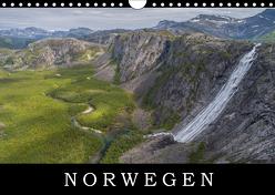 Norwegen und seine Landschaften – 2019 (Wandkalender 2019 DIN A4 quer) von Zeitler,  Marc