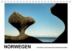 Norwegen – Unterwegs in faszinierenden Kulturlandschaften (Tischkalender 2019 DIN A5 quer) von Hallweger,  Christian
