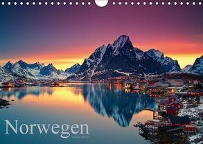 Norwegen (Wandkalender 2018 DIN A4 quer) von Bothner,  Christian