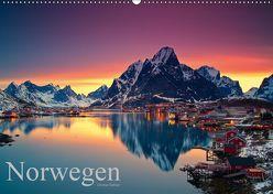 Norwegen (Wandkalender 2019 DIN A2 quer) von Bothner,  Christian