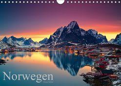 Norwegen (Wandkalender 2019 DIN A4 quer) von Bothner,  Christian