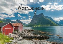 Norwegen (Wandkalender 2020 DIN A4 quer) von Burri,  Roman