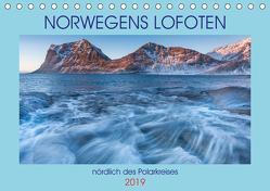 Norwegens Lofoten (Tischkalender 2019 DIN A5 quer) von N.,  N.