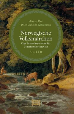Norwegische Volksmärchen Band I und II von Asbjørnsen,  Peter Christen, Moe,  Jörgen