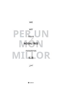 NOSALTRES – per un món millor von Promosaik,  LaBGC und, und Promosaik,  LaBGC