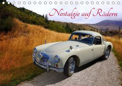 Nostalgie auf Rädern (Tischkalender 2019 DIN A5 quer) von Huschka u.a.,  Klaus-Peter