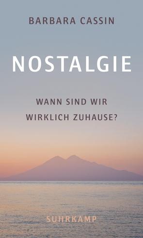 Nostalgie von Cassin,  Barbara, Pries,  Christine