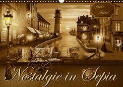 Nostalgie in Sepia (Wandkalender 2019 DIN A3 quer)