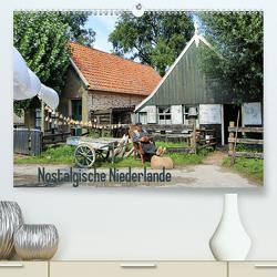 Nostalgische Niederlande (Premium, hochwertiger DIN A2 Wandkalender 2021, Kunstdruck in Hochglanz) von Lichte,  Marijke