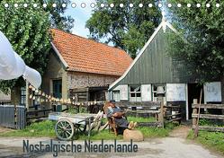 Nostalgische Niederlande (Tischkalender 2020 DIN A5 quer) von Lichte,  Marijke