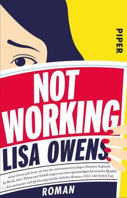 Not Working von Jakobeit,  Brigitte, Owens,  Lisa, Witthuhn,  Karen