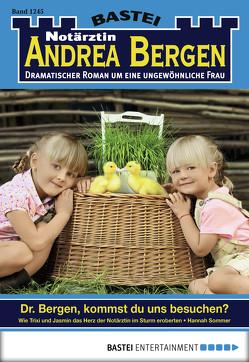Notärztin Andrea Bergen – Folge 1245 von Sommer,  Hannah