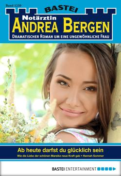 Notärztin Andrea Bergen – Folge 1250 von Sommer,  Hannah