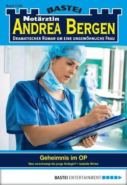 Notärztin Andrea Bergen – Folge 1338 von Winter,  Isabelle