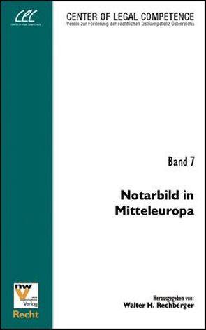 Notarbild in Mitteleuropa von Rechberger,  Walter H