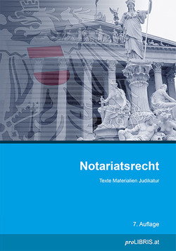 Notariatsrecht von proLIBRIS VerlagsgesmbH