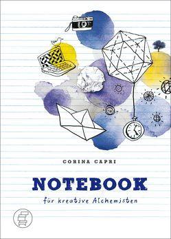 Notebook für kreative Alchemisten von Capri,  Corina