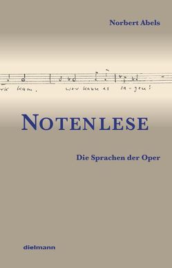 Notenlese von Abels,  Norbert