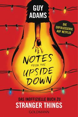 Notes from the upside down von Adams,  Guy, Schmeink,  Julia