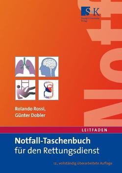 Notfall-Taschenbuch für den Rettungsdienst von Dobler,  Günter, Rossi,  Rolando