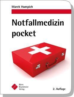 Notfallmedizin pocket von Humpich,  Marek