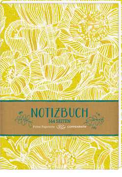 Notizbuch – All about yellow