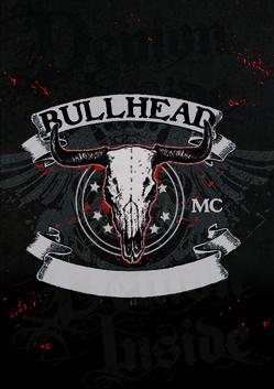 """Notizbuch """"Bullheads"""""""