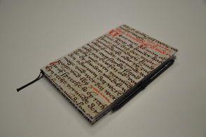 Notizbuch – Die Magdeburger Schöffensprüche (14. Jahrhundert)