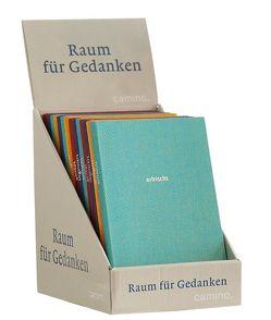 Notizbuch: Display 4 x 5 sortiert