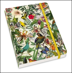Notizbuch floral – Portico Designs – Format DIN A5 von DUMONT Kalenderverlag, Portico Designs