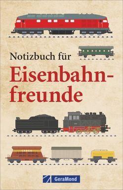 Notizbuch für Eisenbahnfreunde von Kolev,  Veselin