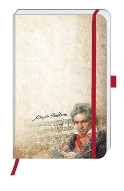 Notizbuch »Ludwig van Beethoven«