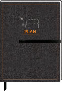 Notizbuch – Masterplan