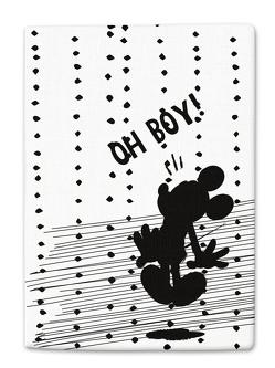 Notizbuch – Mickey Mouse