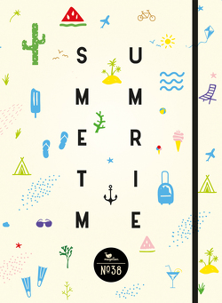 Notizbuch No. 38 (Summertime)