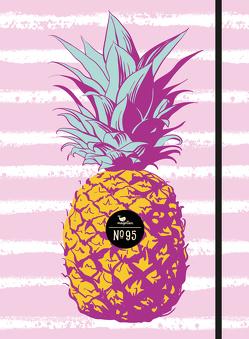Notizbuch No. 95 – Ananas