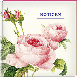 Notizbuch Rose