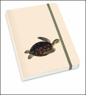 Notizbuch »Schildkröte« ‒ Von 30×40 ‒ Format DIN A5