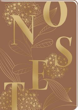 Notizhefte – Letters – DIN A5 von Paehl,  Nora