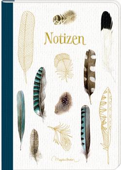 Notizhefte – Zauberhafte Blumenwelt – DIN A5 von Bastin,  Marjolein