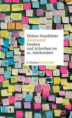 Notizzettel von Haarkötter,  Hektor