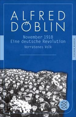 November 1918 von Döblin,  Alfred, Kiesel,  Helmuth