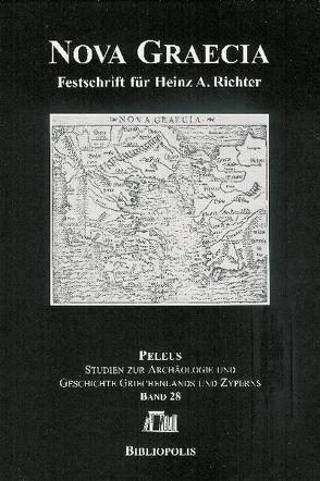 Nova Graecia von Stupperich,  Reinhard