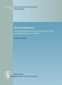 Nova Kepleriana von Launert,  Dieter