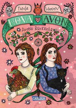 Nova und Avon 2: Avons Rückkehr von Hämmerleinova,  Petra, Voosen,  Tanja