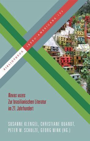 Novas vozes. von Klengel,  Susanne, Quandt,  Christiane, Schulze,  Peter W., Wink,  Georg