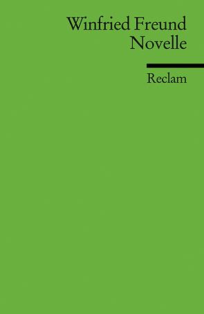 Novelle von Freund,  Winfried