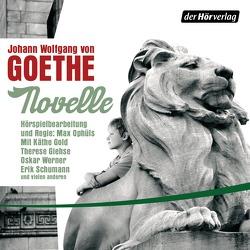Novelle von Birgel,  Willy, Collin,  Otto, Giehse,  Therese, Goethe,  Johann Wolfgang von, Gold,  Käte, Ophüls,  Max, Werner,  Oskar