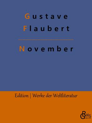 November von Flaubert,  Gustave