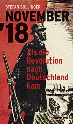 NOVEMBER '18 von Bollinger,  Stefan